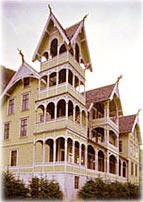 Hotell Central - Villa Visnes