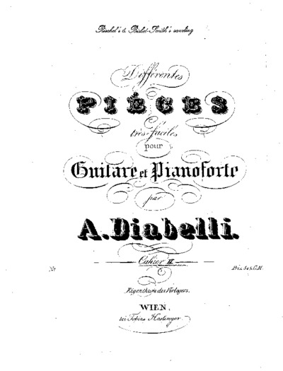 Anton Diabelli - Europeana Collections