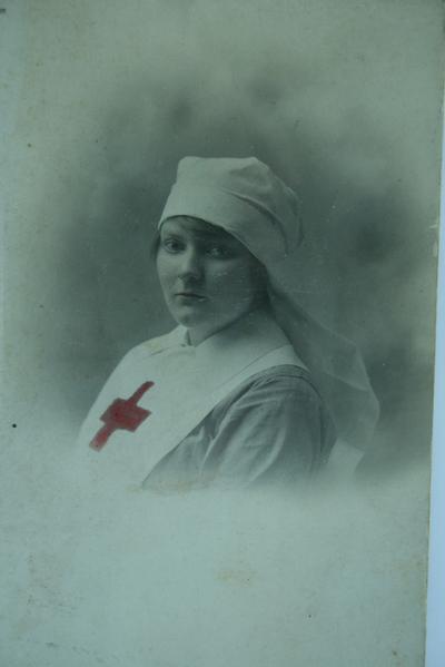 Image from object titled VAD Nurse Violet