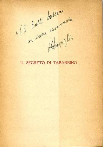 Il segreto di Tabarrino
