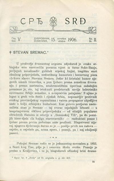 Srđ - 1906-10-15