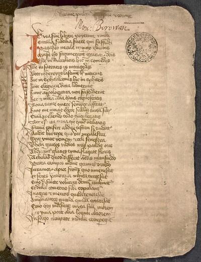 Textus varii, partim medici; carmina