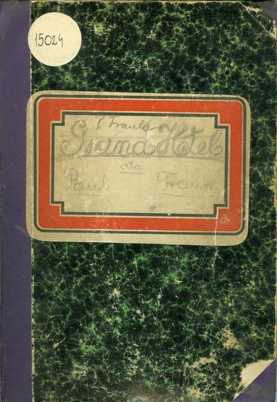 Paul Frank  Grand Hotel