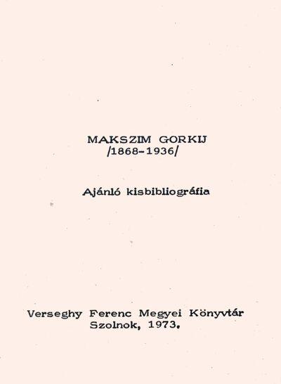 Makszim Gorkij
