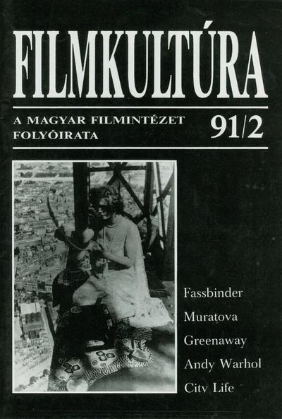 Filmkultúra 1991/2. szám