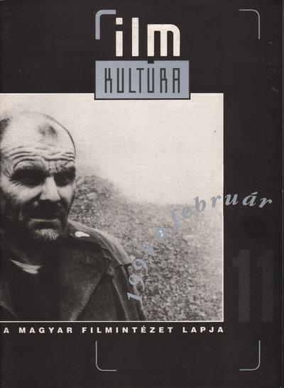 Filmkultúra 1994/2. szám