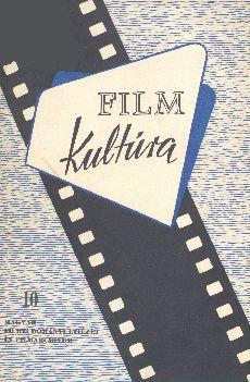 Filmkultúra 1962/1. szám