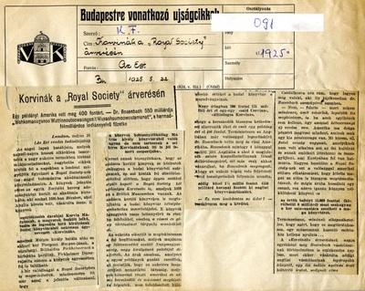 Holnap dől el Bécsben az Ehrenfeld-kódex sorsa