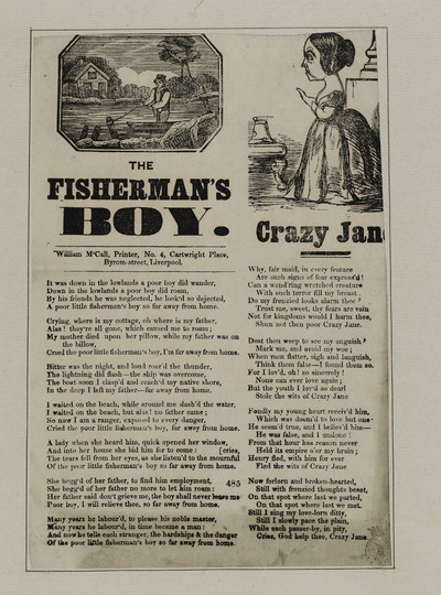 Image from object titled Fisherman's boy