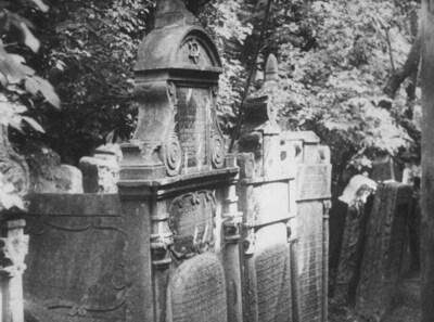 Židovský hřbitov na Starém městě pražském