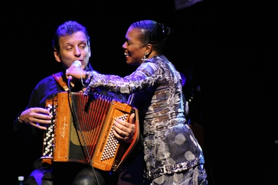 Sibiu Jazz Festival - Dee Dee Bridgewater: ''J'ai deux amours''