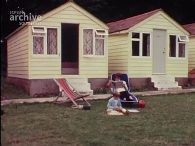 [Isle of Wight Holiday; Yarmouth; QE2]
