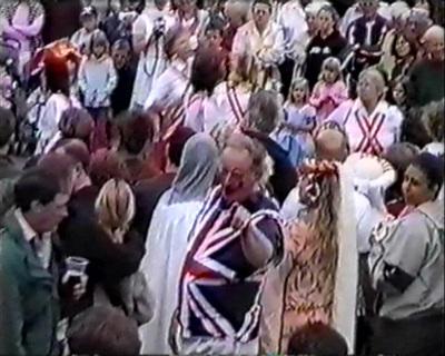 [Ightham Coxcombe Fair Jubilee Celebration]