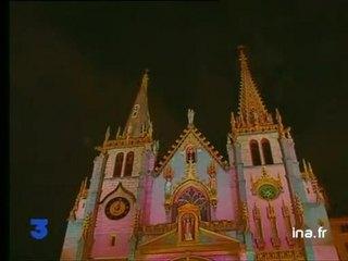 [Fête des lumières à Lyon]