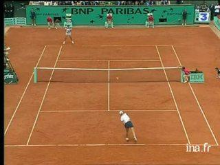 Finale dames Capriati-Clijsters