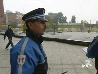 Sécurité et police municipale à Evry