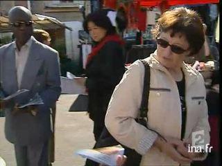 [Réforme des retraites : 2 députés UMP et PS s'expliquent sur un marché]