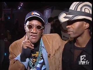 Le Funkadelic de George Clinton en concert au Bataclan