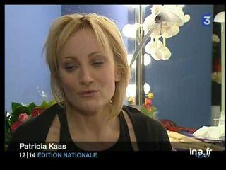 Patricia Kaas démarre sa tournée mondiale au grand Rex