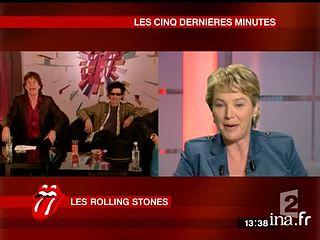 Dupleix Dallas: les Rolling Stones