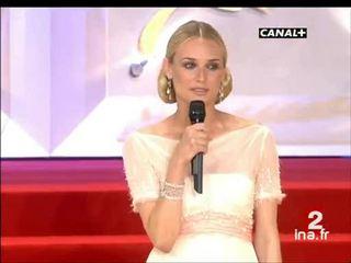 [Ouverture du 60ème festival de Cannes]