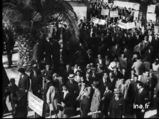 Le 1er Mai 1944 à Alger