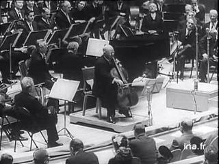 Pablo Casals et Bach à L'ONU