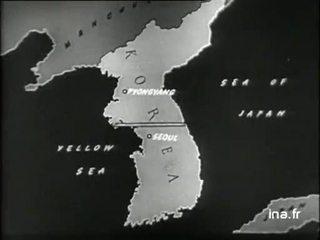 La guerre en Corée