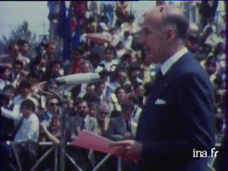 Le Mexique de Valéry Giscard D'Estaing