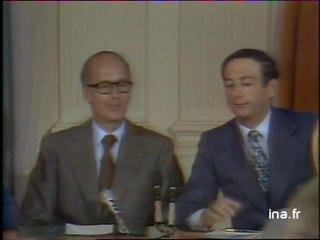 JA2 20H : EMISSION DU 1ER MAI 1977