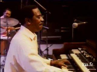 Jimmy Smith au festival de jazz d'Antibes