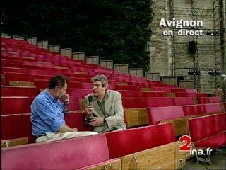 """Duplex Avignon : """"Dom Juan"""" mis en scène par Jacques Lassalle"""