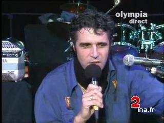Julien Clerc Olympia