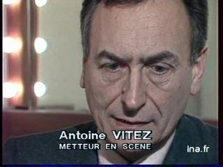 Antoine Vitez à propos de Louis Aragon