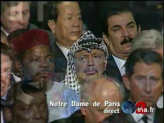 Obsèques François Mitterrand : duplex Notre Dame Philippe Harrouard