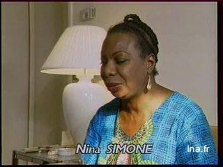 Nina Simone à l'Olympia