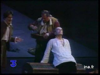 "Andrzej Seweryn Roland Bertin : ""Dom Juan"" au Festival d'Avignon"