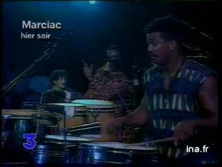 Festival jazz à Marciac