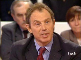 L'Europe de Tony Bair : Plateau invités, interview Tony BLAIR, revue de presse d'Alex Taylor