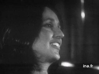 Joan Baez à Paris