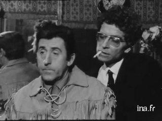 Les trois coups : émission du 11 janvier 1970