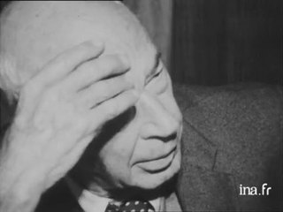 Arrivée de Henry Miller à Orly