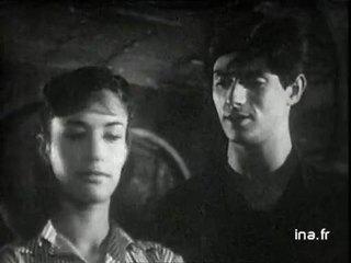 Pascale Audret et Sami Frey