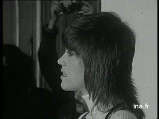 Conférence de presse de Jane Fonda