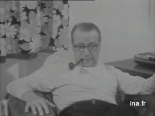 Déclaration de Georges Simenon
