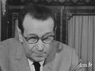 """Interview de Georges Simenon """"Le Chat"""""""