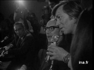 Groucho Marx puis Alfred Hitchcock au festival de Cannes