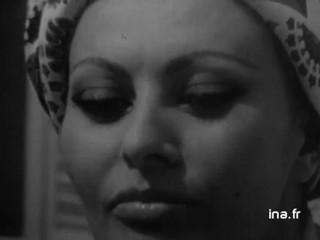 Sophia Loren Présidente du jury au festival de Cannes