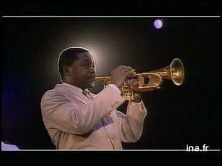"Jazz in Marciac 1995 : Wynton Marsalis ""The man I love"""