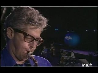 Jazz in Marciac 95 : Barney Wilen Quartet